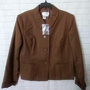Chadwicks Brown Blazer jacket 14